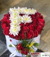 Kutuda Çiçekler - 01